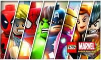 LEGO Marvel Super Heroes - список всех героев