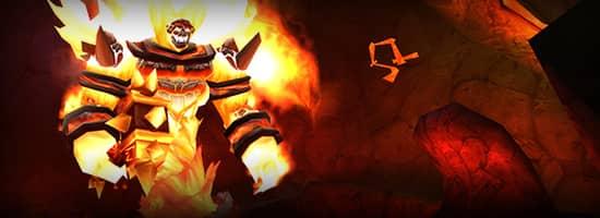 Прохождение подземелья Огненные Недра в World of Warcraft