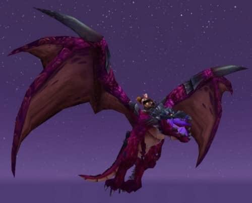 Всевозможные способы передвижения в World of Warcraft