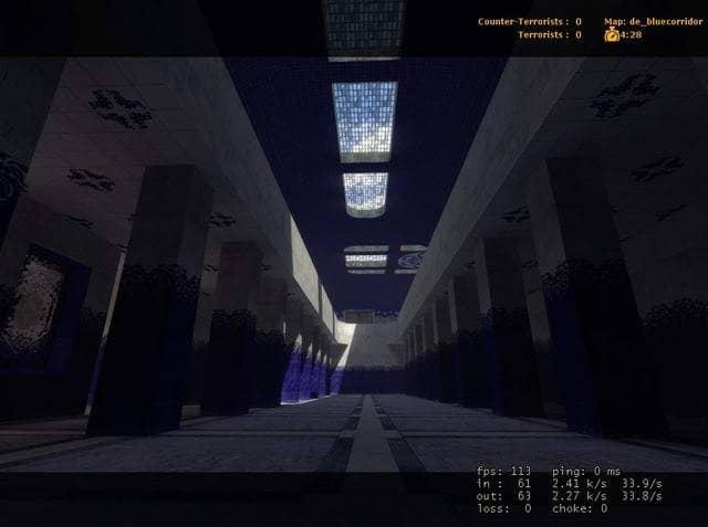 de bluecorridor 1