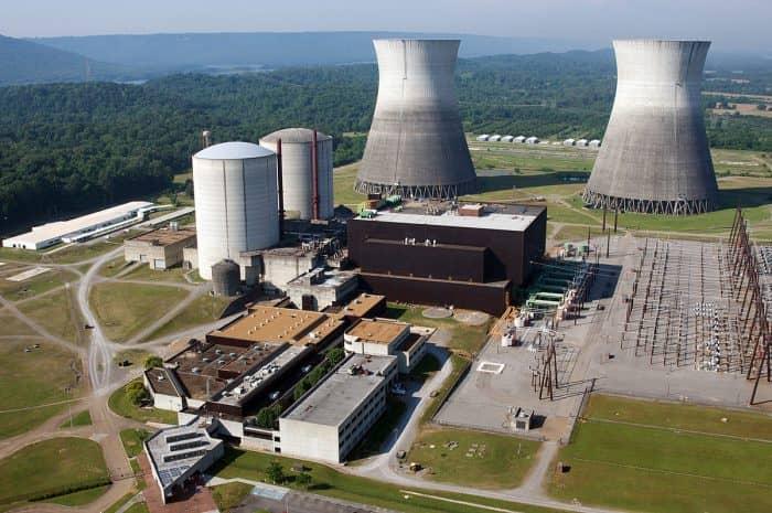 de kernkraft