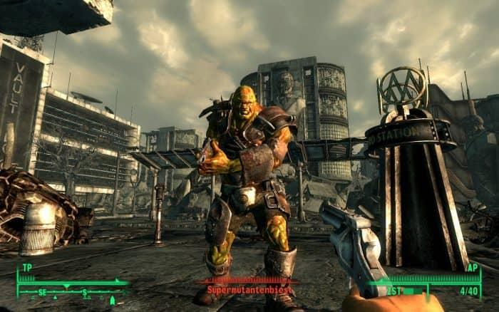 fallout 3 сюжетка