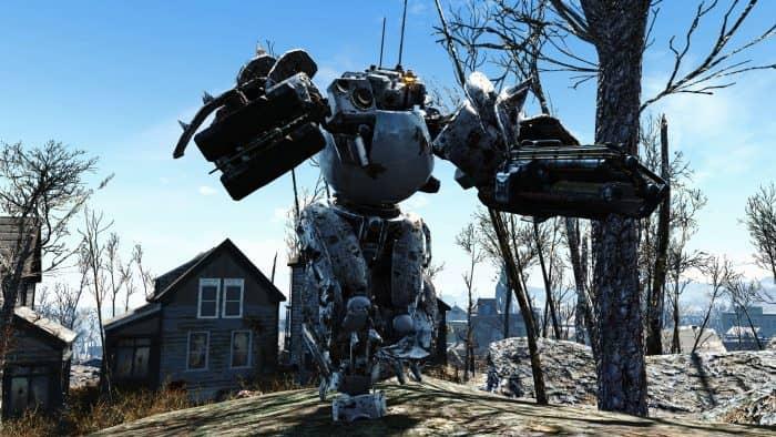 fallout 4 сюжетка