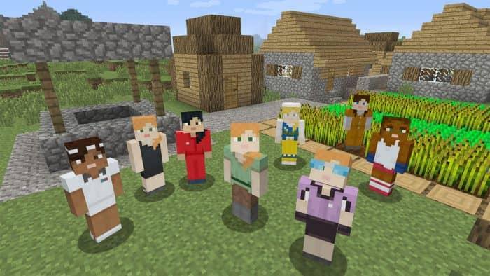 Как играть со своими друзьями в minecraft