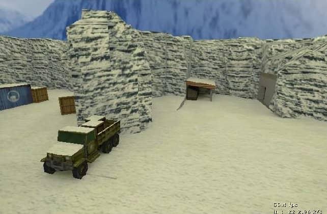de snow