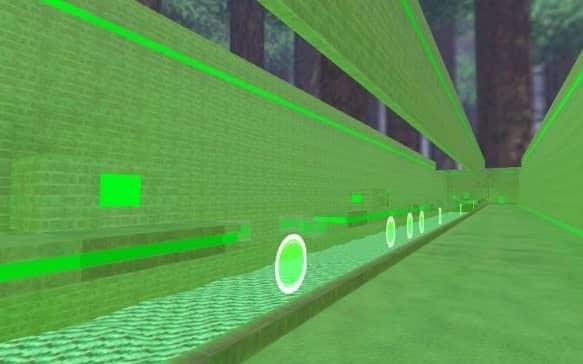 deathrun all green2