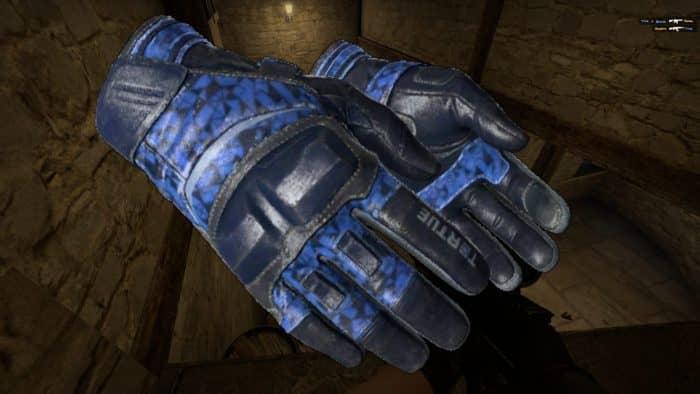 Самые дорогие перчатки в КС ГО