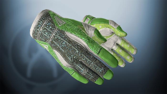 Самые красивые наборы перчаток и ножей в КС ГО 1