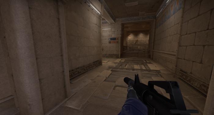 Как осматривать оружие в CS:GO?