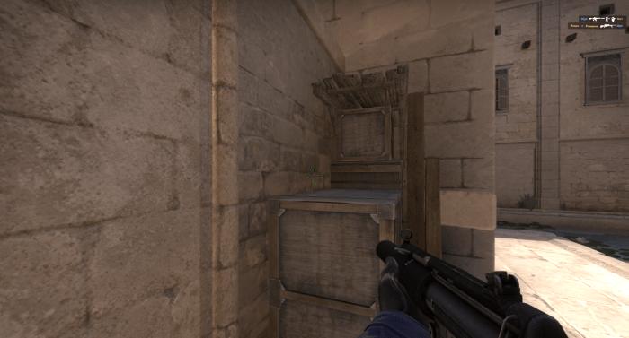 Как поднять оружие в CS:GO?