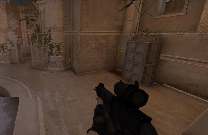 Как выдать себе оружие в CS:GO?
