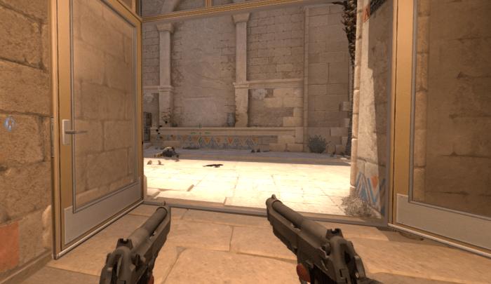 Настройка стрельбы в CS:GO
